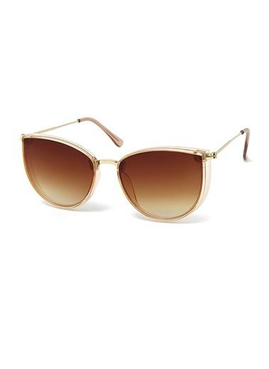 Di Caprio Güneş Gözlüğü Sarı